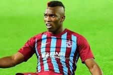 Trabzonspor Fabian Castillo'yu KAP'a bildirdi