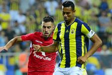 Altınordu 1-1 Fenerbahçe maçı özeti ve golleri