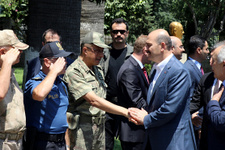 Süleyman Soylu'ya İdlib brifingi