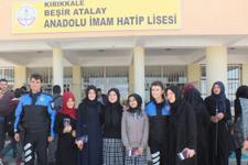 Kırıkkale nitelikli liselerin yüzdelik dilimleri 2018 taban puanları