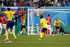 İsveç İsviçre maçı sonucu ve özeti