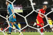 İngiltere Kolombiya maçı sonucu ve özeti