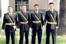 PKK'nın giremediği tek köyden 4 genç teğmen oldu