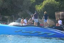 Acun Ilıcalı yeni teknesiyle görüntülendi