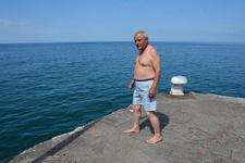 Denizde 7 saat yüzünce akrabaları korku dolu anlar yaşadı!
