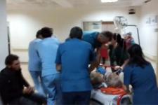 Karaman'da korkunç olay! Kardeşini dövdü, babasını bıçakladı