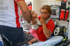 İzmir'deki kayıp Rüya'nın annesine kavuşma anı!