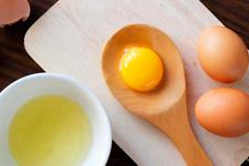 15 gün yumurta beyazı ile beslenilirse ne olur?