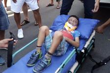 Bodrum'da kahreden kaza 6 yaşındaki çocuğun son sözleri