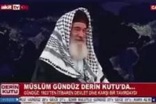 Müslüm Gündüz'den skandal video! Bu ülkeden ya Kemalistler gidecek ya da biz!