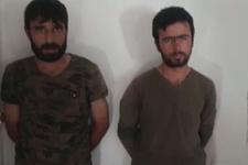 Bombalı eylem hazırlığındaki 2 PKK'lı terörist yakalandı