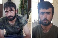 Afrin'de 2 PKK'lı terörist yakalandı! Saldırı hazırlığındaydılar