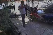 Polisleri gören hırsız: Ben de tam sizi arayacaktım