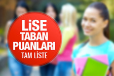 Lise tercihleri kafa karıştırdı LGS yüzdelik dilimleri okul puanları listesi