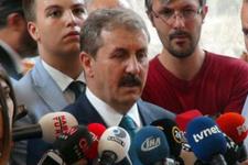 BBP lideri Destici: Öküz öldü ortaklık bozuldu...