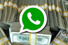 WhatsApp para ödülü dağıtacak