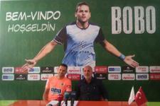 Bobo Alanyaspor'a imzayı attı