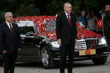 Erdoğan'ın Meclis'teki yemin töreni alkış tufanı koptu eşi ve çocukları...