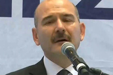 Türkiye'yi yasa boğan olay Süleyman Soylu'yu ağlattı!