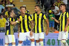Fenerbahçe'den Benfica'ya gözdağı
