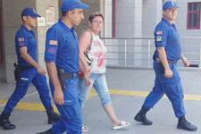 Otelden ayrılırken fark edildi: Uçağa binmeden yakalandı!