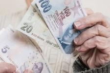 Emekli maaşlarına asgari ücret ayarı