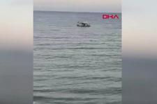 Beylikdüzü'nde tekne battı: 5 kişi kurtarıldı, 1 kişi kayıp