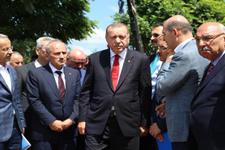 Cumhurbaşkanı Erdoğan'dan sel bölgesinde flaş açıklama!