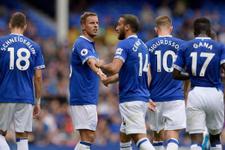 Cenk Tosun'lu Everton ilk maçında berabere kaldı