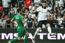 Beşiktaş - Akhisarspor maçı golleri ve geniş özeti