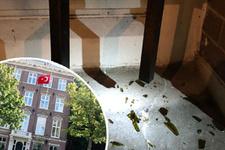 Türkiye'nin Amsterdam Başkonsolosluğuna saldırı