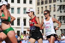 Milli maratoncu Elif Dağdelen hastaneye kaldırıldı