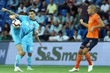 Başakşehir-Trabzonspor maçı fotoğrafları