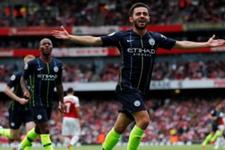 Manchester City Arsenal'i rahat geçti