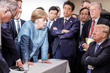 Merkel'den Türkiye açıklaması dolar için konuştu ABD çok bozulacak