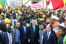 Türkiye'ye bir destek de Senegal'den