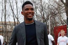 Samuel Eto'o resmen Qatar Sports Club'de