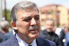 Abdullah Gül'e büyük şok! O partiden suç duyurusu