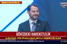 Berat Albayrak'tan ekonomiyle ilgili flaş açıklamalar!