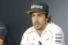 Fernando Alonso veda ediyor!