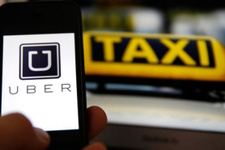 Uber 'e anavatanından zorlama!