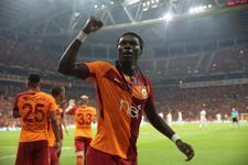 Bafetimbi Gomis için Galatasaray'a 11 milyon Euro'luk teklif