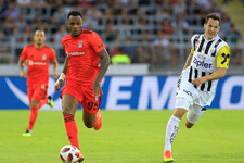 LASK Linz Beşiktaş maçı fotoğrafları