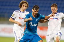 Zenit'ten mucizevi dönüş! 9 gol, 1 kırmızı kart...