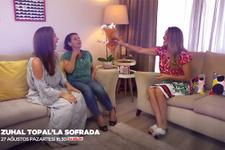 FOX TV Zuhal Topal'la Sofrada şaşırttı Yemekteyiz ile Gelinim Mutfakta'nın...