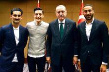 İlkay Gündoğan Milli Takım kararını açıkladı