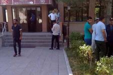 Erzincan Müftülüğü'nde katliam toplantıyı basıp içeridekileri taradı ölü ve yaralılar var
