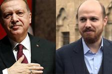 Cumhurbaşkanı Erdoğan'ın torun sevinci!