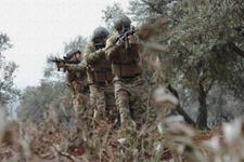 Hakkari Yüksekova'da PKK'lı teröristlerle çatışma