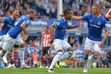 Cenk Tosun oynadı Everton kazandı